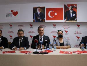 TDP Genel Başkanı Sarıgül gündemi değerlendirdi: