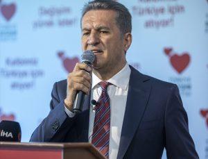 """TDP Genel Başkanı Sarıgül: """"Türkiye milletvekilliği çağrımızı bir kez daha yineliyoruz"""""""