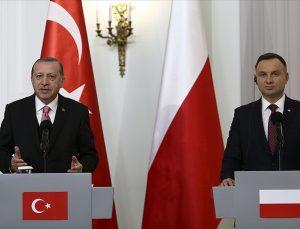 Polonya Cumhurbaşkanı Duda Türkiye'ye resmi ziyarette bulunacak