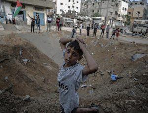 İsrail Güvenlik Kabinesi, Gazze Şeridi'nde bu gece saat 02.00'de ateşkese gidilmesi kararını onayladı