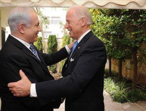"""ABD Başkanı Biden, Netanyahu ile telefon görüşmesinde """"ABD'nin sarsılmaz desteğini"""" iletti"""