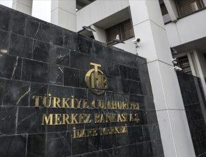 Merkez Bankası, bir hafta vadeli repo ihale faiz oranını (politika faizi) yüzde 19'da sabit bıraktı.