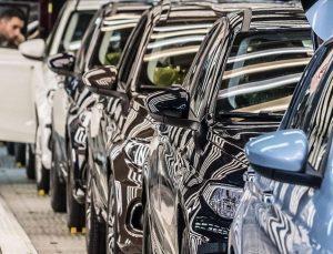Türkiye otomotiv endüstrisi nisan ayında 2,5 milyar dolarlık ihracat yaptı