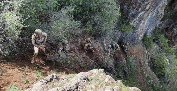 Pençe-Şimşek ve Pençe-Yıldırım operasyonlarında 2 terörist etkisiz hale getirildi