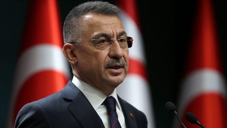 Cumhurbaşkanı Yardımcısı Oktay, İsrail'in zulmünün örtülmesinin yeni pervasızlıklara yol açtığını söyledi: