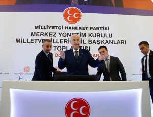 MHP'nin il başkanları, MYK ve MDK toplantıları 27 Mayıs'ta yapılacak