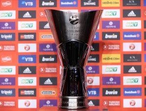 THY Avrupa Ligi Dörtlü Final şampiyonluk maçı öncesi basın toplantısı düzenlendi