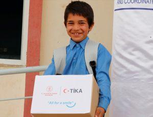 TİKA'dan Afganistan'daki 350 yetime bayram hediyesi