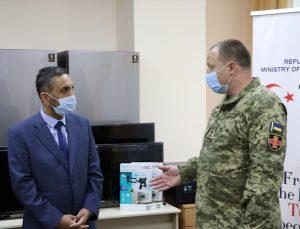 TİKA'dan Ukrayna'ya sağlık alanında destek