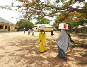 Türk hayırseverlerden Nijerya'da ramazan yardımı