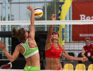 Türkiye Kadın Milli Takımı, plaj voleybolu olimpiyat elemelerinde final etabına kalamadı
