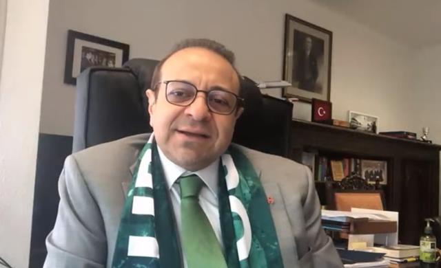 Türkiye'nin Prag Büyükelçisi Bağış, Türk iş insanlarını Çekya'daki fırsatlardan yararlanmaya davet etti