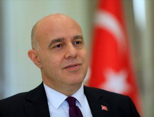 """Türkiye'nin Bağdat Büyükelçisi Güney: """"Irak ve Türkiye için umut veren bir döneme girmeyi arzu ediyoruz"""""""