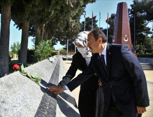 Türkiye'nin Bakü Büyükelçisi Bağcı, Azerbaycan Cumhurbaşkanı Aliyev'e güven mektubunu sundu
