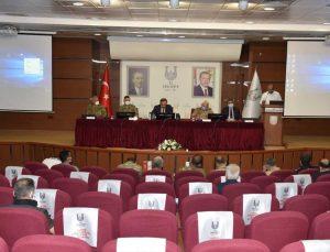 Türkiye'nin Barış Pınarı Harekatı bölgesindeki yatırımları Şanlıurfa'da değerlendirildi