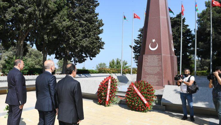 Ulaştırma ve Altyapı Bakanı Karaismailoğlu, Karabağ'ın imarında Azerbaycan'la birlikte çalışacaklarını söyledi