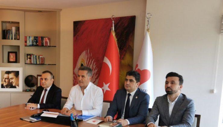 Türkiye Değişim Partisi Genel Başkanı Mustafa Sarıgül Gündeme İlişkin Değerlendirmelerde Bulundu