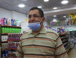 Ürdün'de salgın önlemleri nedeniyle darboğazdaki esnaf ramazan sevincini yaşayamıyor