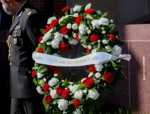 Washington'da 19 Mayıs Atatürk'ü Anma, Gençlik ve Spor Bayramı kutlaması yapıldı