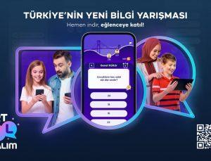 """Yeni nesil bilgi yarışma uygulaması """"TRT Bil Bakalım"""" kullanıma sunuldu"""