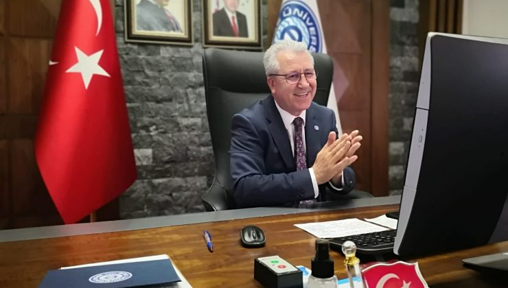 """EÜ Hemşirelik Fakültesi'nde """"5 Yıllık Akreditasyon Belgesi Takdim Töreni"""""""