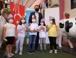 Dünya Süt Günü Miniklerin Coşkusuyla Kutlandı