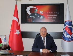 Federasyona İzmirli Başkan…