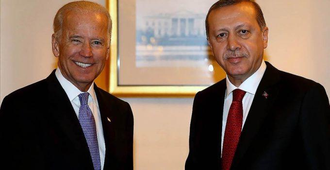 Beyaz Saray: Biden, 14 Haziran'daki NATO Zirvesi'nde Cumhurbaşkanı Erdoğan ile görüşecek