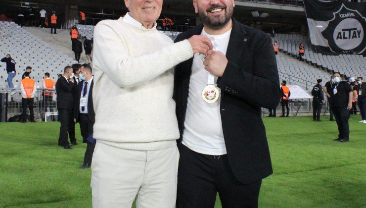 18 yıl aradan sonra Süper Lig'e döndüğümüz Play-off finali