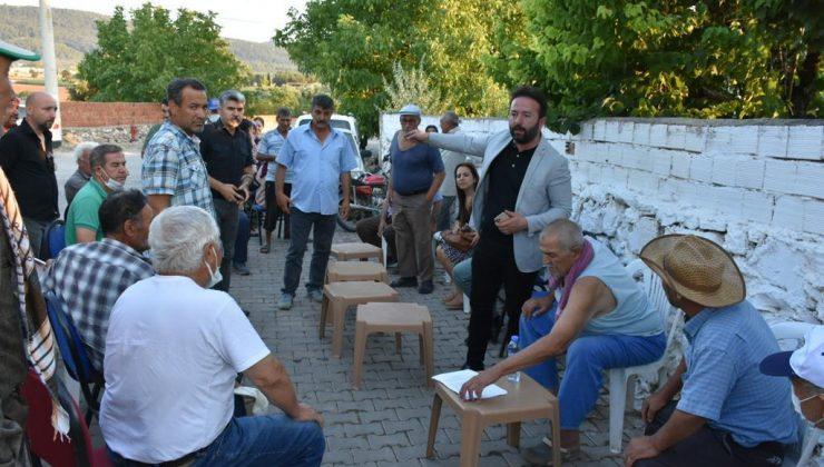 AK Parti İlçe Başkanı Süleyman Artcı CHP'ye yüklendi;
