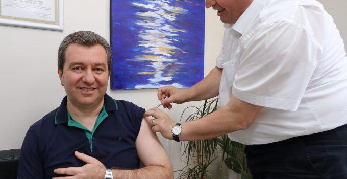 Başkanlardan Aşı Çağrısı