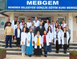 Menemen'de Lise Tercih Günleri