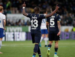 Fenerbahçe UEFA Avrupa Ligi'nde gruplara yükseldi