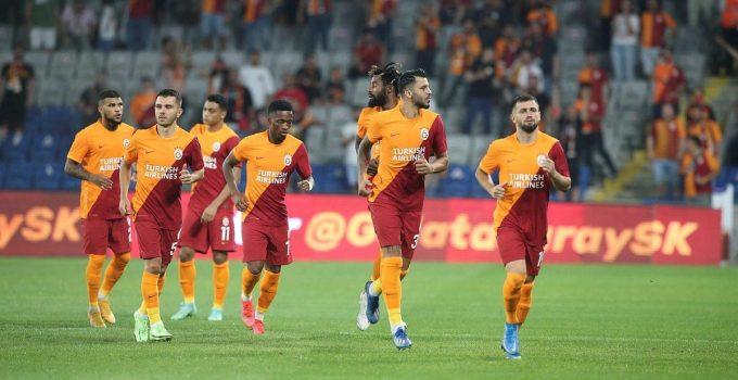 Galatasaray, Randers karşısında tur için mücadele edecek