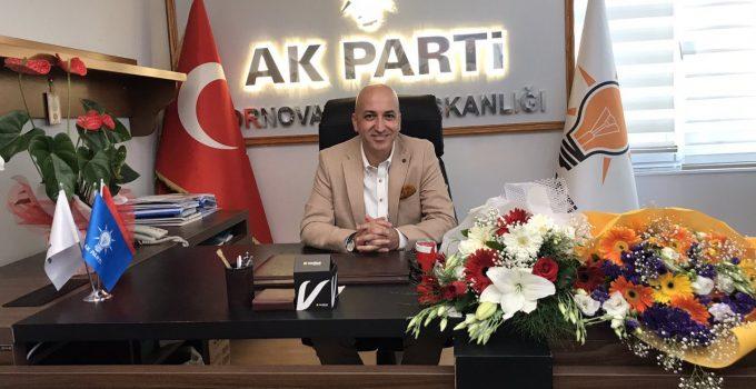 Başkan Güldoğan, 30 Ağustos Zafer Bayramı'nı kutladı.