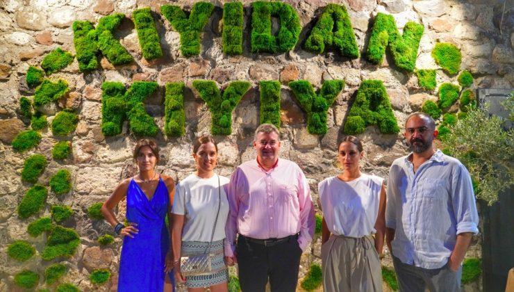 Kıyıdan Kıyıya'Yeşil Festival' de muhteşem final