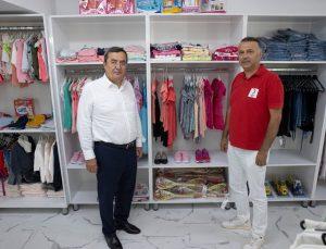 """""""Sosyal Destek Merkezi""""  Konak Belediyesi ve Türk Kızılayı Konak Şubesi işbirliğinde açılıyor"""
