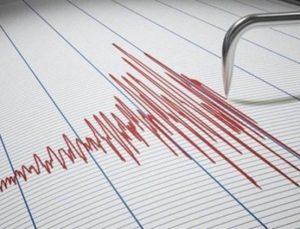 Kütahya Afyonkarahisar Eskişehir'de 5.0 Deprem (31 Ağustos 2021)