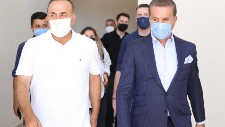 Türkiye Değişim Partisi Genel Başkanı Sayın Mustafa Sarıgül , Antalya Manavgat'ta, Koordinasyon ve Değerlendirme Toplantısı gerçekleştiriliyor .