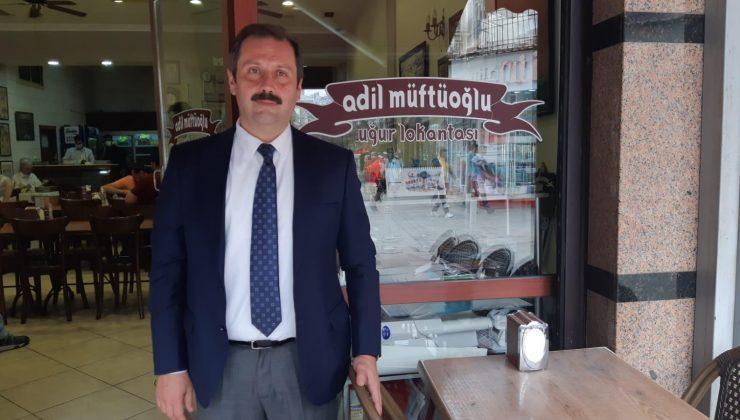 İzmir Lokantacılar ve Gazinocular Odası Başkan Adayı Okyay: