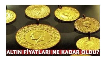 Çeyrek Altın, Gram Altın Kaç TL? Altın Fiyatları 13 Eylül 2021