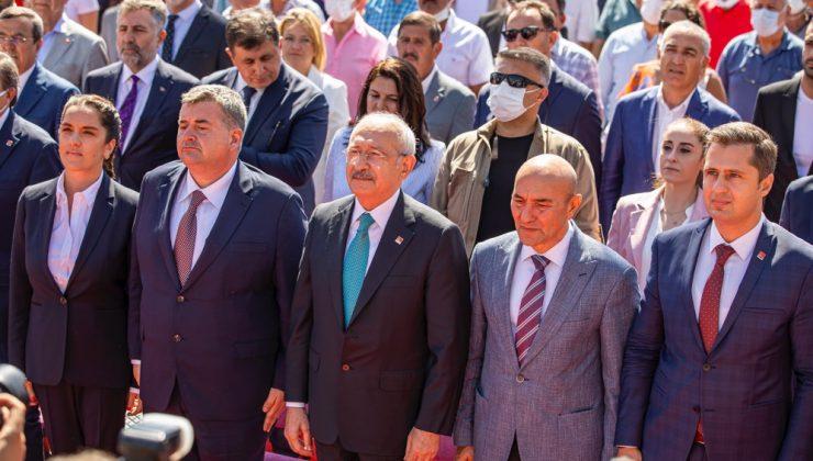 Kılıçdaroğlu'nun katılımıyla