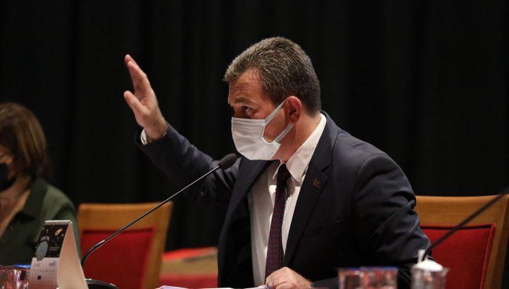Başkan Koştu, meclis toplantısında ve toplantı sonrası yaptığı açıklamada İzmir Büyükşehir Belediyesi'ne seslendi