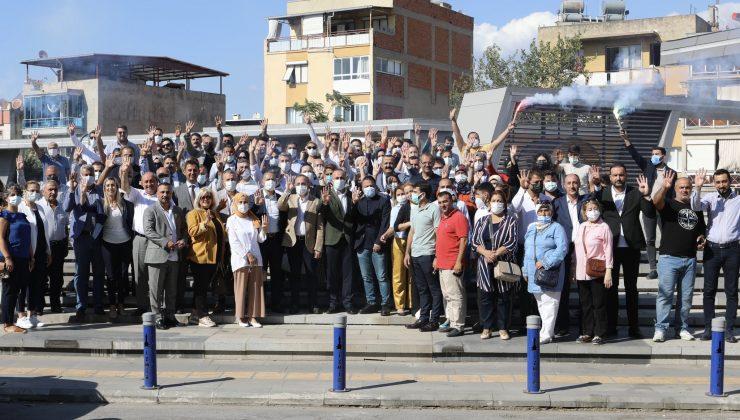 AK Parti İzmir'den; 200 kişiyle Karabağlar çıkarması