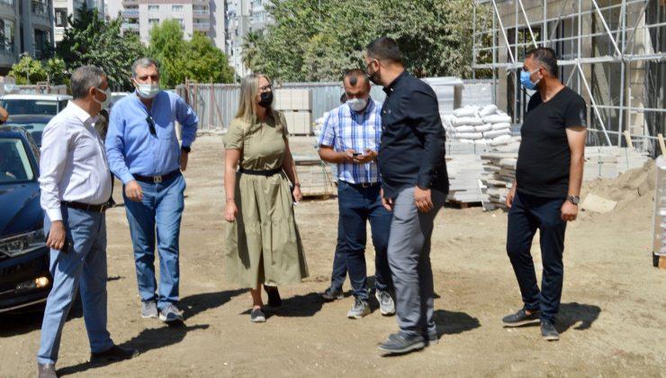 AK Partili Ceyda Bölünmez Çankırı ''Bayraklı'da binalar yükseliyor''