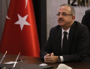AK Parti İzmir İl Başkanı Sürekli'den 9 Eylül İzmir'in kurtuluşu mesajı