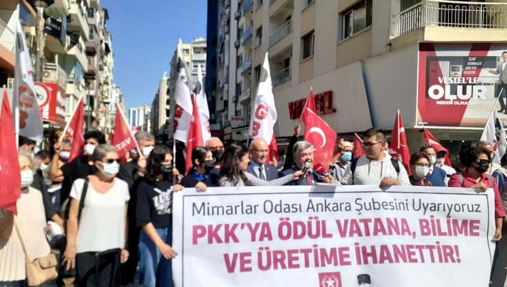 Vatan Partisi'nden PKK'ya ödüle tepki