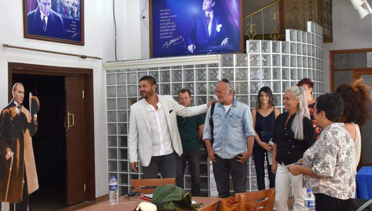 FOÇA'DA 'KÜLTÜREL MİRAS VE TURİZM BİRLİKTELİĞİ' EĞİTİMİ