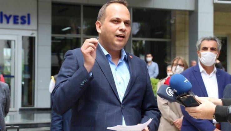 Başkan  Muçay'dan, Başkan Arda'ya nükler atık çıkışı